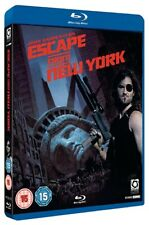 Escape from NEW York Blu-ray NEW & SEALED