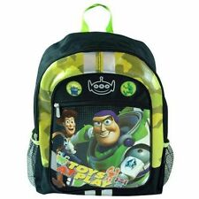 """Backpack 15"""" Disney Toy Story 3 Buzz Woody Camouflage NEW Toys At Play"""
