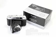 *Mint* Fuji GF670 Professional Film Camera Medium Format Silver w/ 80mm f/3.5