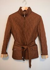 Burberry London Quilted Jacket Size M