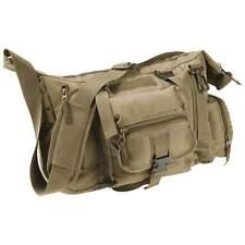 """15"""" Olive Drab Green Messenger Bag Laptop Carry Case Shoulder Tactical Briefcase"""