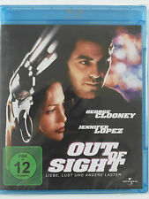 Out of Sight - Gangster, Liebe, Lust - George Clooney, Jennifer Lopez, Cheadle