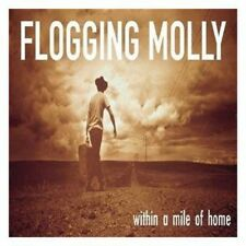 Within A Mile Of Home - Flogging Molly (2004, CD NIEUW)