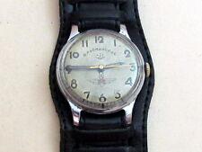 RARE Vintage USSR GAGARIN SHTURMANSKIE Kirovskie 1MChZ 2Q-50 STOP-SEC wristwatch