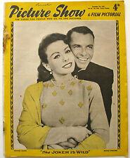 Frank Sinatra Jeanne Crain Clark Gable Natalie Wood Rod Steiger Mitzi Gaynor