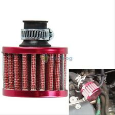 12mm Car Motor Cold Air Intake Filter Turbo Vent Crankcase Breather Air Fresh