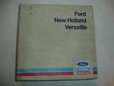Ford New Holland Versatile Series 40 Tractor Service Shop Repair Workshop Manual