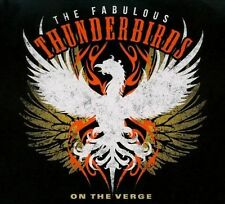 """The Fabulous Thunderbirds """"On The Verge"""" CD Roots Blues Rock R&B Soul"""