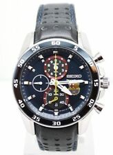 NEW SEIKO SPC089 LIMITED EDITION SPORTURA FC BARCELONA