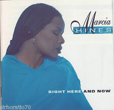 MARCIA HINES Right Here Right Now  OZ CD 1994