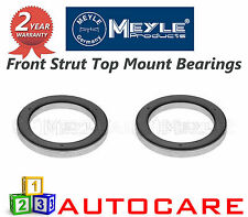 Fiat Citroen Peugeot Meyle Front Strut Top Mount Bearings (pair) 11146410004