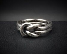 James Avery Sterling Silver Lovers Knot Ring Band Size 6.5 RG-1255 RS1328