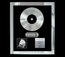 ELLIE GOULDING HALCYON   MULTI (GOLD) CD PLATINUM DISC FREE POSTAGE!!