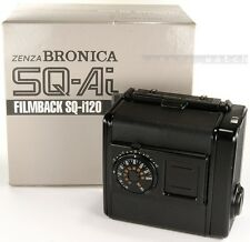 Zenza BRONICA 120 SQ-i 6x6 Film Back Holder for SQ-Ai SQ-A SQ-Am SQ-B / 2316868
