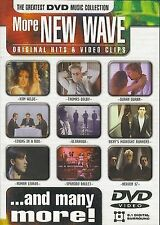 More New Wave : Original hits & video clips (DVD)
