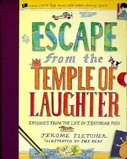 Escape from the Temple of Laughter (Book and Games), Fletcher, Jerome, Good Book