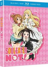 Soul Eater Not! . The Complete Series . Anime . 2 DVD + 2 Blu-ray . NEU . OVP