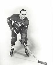 BILLY REAY 8X10 PHOTO MONTREAL CANADIENS NHL PICTURE
