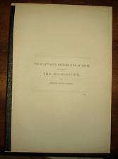 GEOLOGY MINE ASSAYING ORES PRECIOUS METALS SILVER By Curtiss 1886