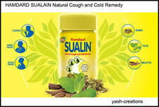 HAMDARD HERBAL SUALIN NATURAL REMEDY FOR COLD, BRONCHITIS & COUGH - 300 TABLETS