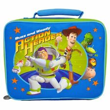 Disney Toy Story School Kids Soft Insulated Lunch Bag