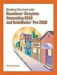 Peachtree Complete Accounting and Quick Books Pro 2006 by Elaine Heldstab...