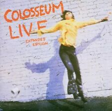 COLOSSEUM - LIVE (EXPANDED EDITION)  CD NEU