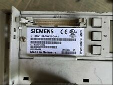 1PCS Used Siemens axis card control panel  6SN1118-0NK01-0AA1 Tested