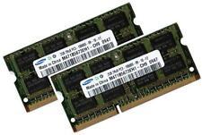2x 2GB 4GB DDR3 RAM 1333 Mhz Apple iMac 2011 12,1 12,2 (Samsung Markenspeicher)