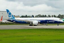 JC WINGS JC2441 1/200 BOEING HOUSE COLOR 787-9 DREAMLINER N789EX WITH STAND