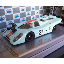 FLY 99128 PORSCHE 917K GULF SERIE MAKING LE MANS LIMITED EDITION