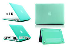 Plastic Crystal Hard Case Cover For Apple MacBook Air/Pro with Retina Display