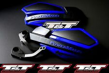 power madd hand guards honda trx 250r handguards N-STOCK powermadd blue black