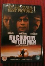 No Country For Old Men (DVD) Brand new still sealed.