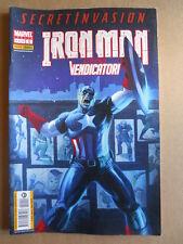 Iron Man & I Potenti Vendicatori n°12 2009 Marvel Panini  [G410]