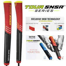 """NEW 2017"" GOLF PRIDE TOUR SERIES SNSR™ CONTOUR 140cc JUMBO GOLF PUTTER GRIP"