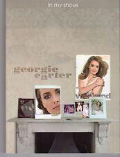 (GR61) Georgie Carter, In My Shoes - 2007 DJ Press Pack CD+DVD