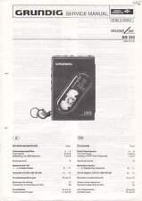 Grundig Service Anleitung Manual Studio Line BB 990 B973