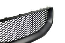 VOLVO S60 2011 2012 2013  - MESH Sport Grill Grille MATTE BLACK ABS - RARE NEW