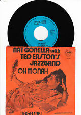 """7""""Nat Gonella with Ted Easton´s Jazzband - Oh Monah -------"""