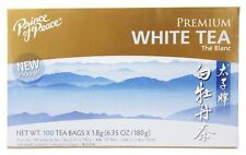 Prince Of Peace Premium Peony White Tea - 100 bag
