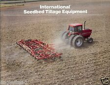 Farm Implement Brochure - IH - 4700 4600 et al - Seedbed Tillage - 1983 (F2531)