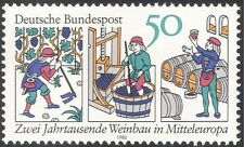 Germany 1980 Vine Growing/Wine Making/Plants/Grapes/Nature/Alcohol 1v (n27969)
