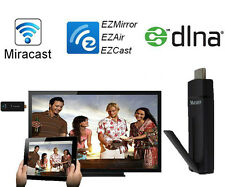 ^hv Adattatore Miracast EZmiror dlna Hdmi x TV Audio Video Dati Android Apple PC