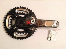 Truvativ X0  2.21x 10 Carbon Mountain Crankset 170mm 42/28T Red New In Box