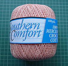Twilleys Southern Comfort 100% Mercerised Crochet Cotton Ball