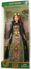 Mattel - Barbie Doll - 2001 Princess of Ireland (Dolls of the World Collection)