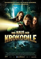 Victor and the Secret of Crocodile Mansion (Blu-Ray) Kristo Ferkic, Joanna NEW