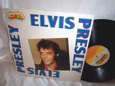 ELVIS PRESLEY-'56 HOW A LEGEND WAS BORN-SUPER STAR SU-1007 ITALY NM/VG+ LP