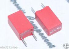 10pcs - WIMA MKS2 0.22uF (0.22µF 0,22uF 220nF) 250V 5% pich:5mm Capacitor